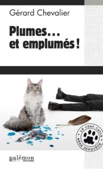Le chat Catia mène l'enquête - GérardChevalier