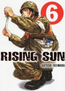 Rising sun - SatoshiFujiwara