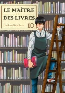 Le maître des livres - UmiharuShinohara