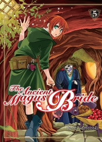 The ancient magus bride - Koré Yamazaki