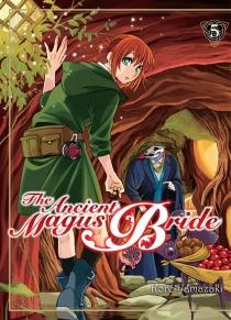 The ancient magus bride - KoréYamazaki