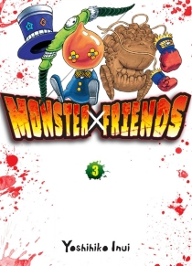 Monster friends - Yoshihiko Inui