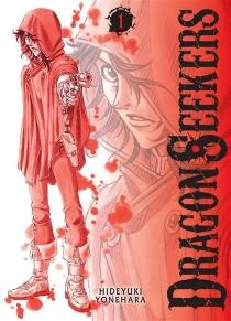 Dragon seekers - HideyukiYonehara
