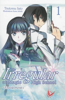 The irregular at Magic High School - Tsutomu Sato