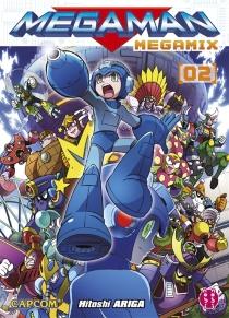 Megaman megamix - HitoshiAriga