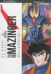 Great Mazinger - GôNagai