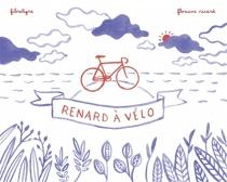 Renard à vélo - FibreTigre