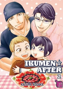 Ikumen after - KazumaKodaka