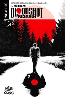 Bloodshot reborn - RaulAllen