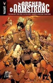 Archer et Armstrong : l'intégrale - FredVan Lente