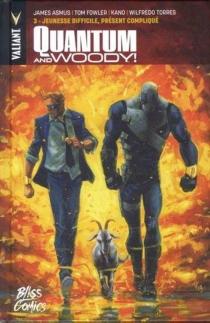Quantum and Woody ! - JamesAsmus