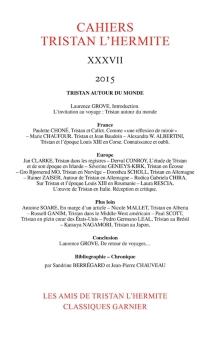 Cahiers Tristan L'Hermite, n° 37 -