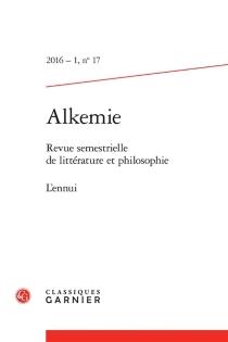 Alkemie, n° 17 -