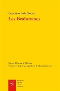 Les brahmanes - Francisco LuisGomes
