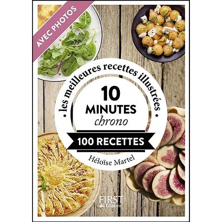 10 minutes chrono 100 recettes les meilleures recettes - Cuisine tv recettes minutes chrono ...
