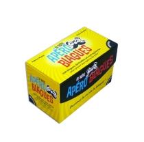 La boîte apéro blagues : 300 blagues, devinettes et contrepèteries pour passer des apéros de folie ! - FabriceMazza
