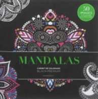 Mandalas : carnet de coloriage