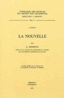 La nouvelle - AndréSempoux