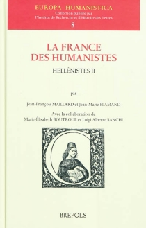 La France des humanistes -