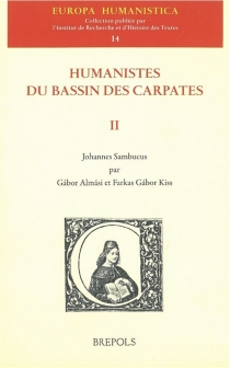 Humanistes du bassin des Carpates - GáborAlmási