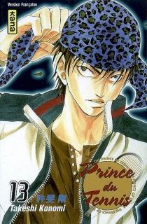 Prince du tennis - TakeshiKonomi