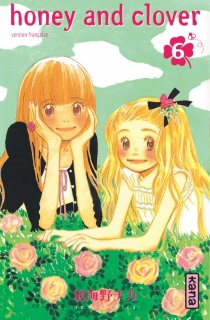 Honey and clover - Chica Umino