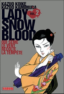 Lady Snowblood - KazuoKamimura