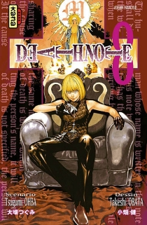 Death note - TakeshiObata