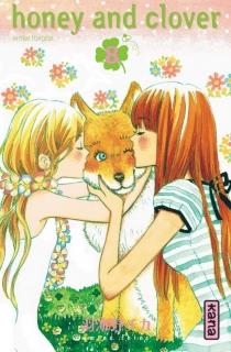 Honey and clover - ChicaUmino