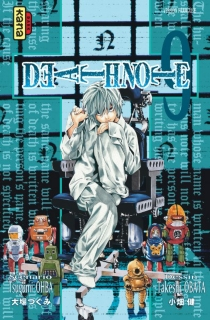 Death note - Takeshi Obata