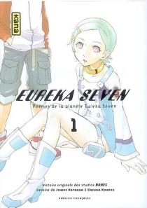 Eureka Seven : poèmes de la planète Eureka Seven - Bones
