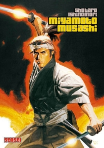 Miyamoto Musashi - ShotaroIshinomori