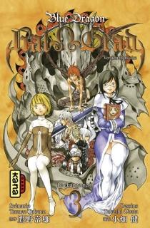 Blue dragon Ral Grad| Tsuneo Takano| illustrations Takeshi Obata| traduit du japonais par Sébastien Gesell - TakeshiObata