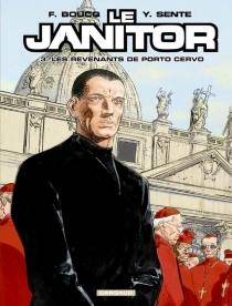 Le janitor - FrançoisBoucq