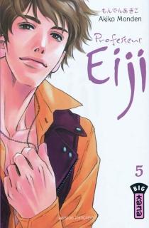 Professeur Eiji - AkikoMonden