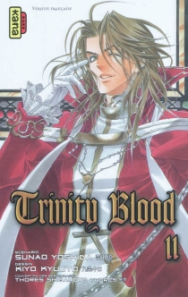 Trinity blood - KiyoKyujyô
