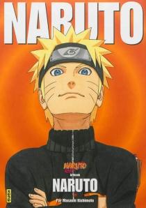 Naruto artbook - MasashiKishimoto