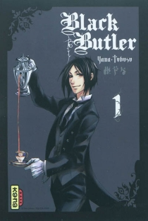 Black Butler : coffret collector | Volume 1 - Yana Toboso