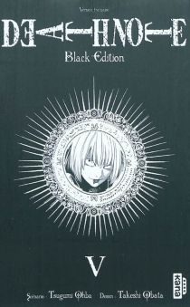 Death note : black edition - Takeshi Obata