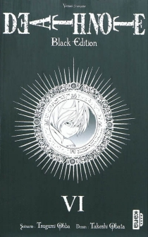 Death note : black edition - TakeshiObata