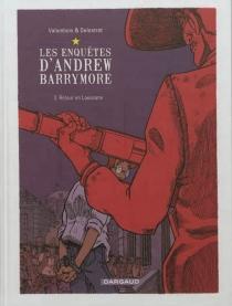 Les enquêtes d'Andrew Barrymore - NicolasDelestret