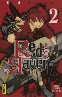 Red raven - ShintaFujimoto