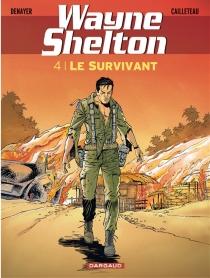 Wayne Shelton - ThierryCailleteau