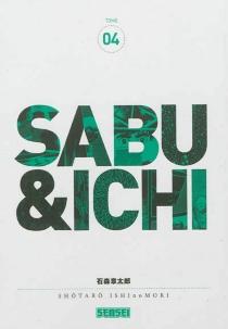 Sabu et Ichi - ShotaroIshinomori