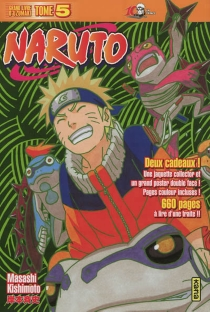 Naruto : version collector - MasashiKishimoto
