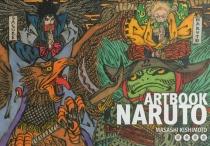 Naruto : artbook - MasashiKishimoto