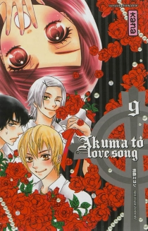 Akuma to love song - Miyoshi Tomori