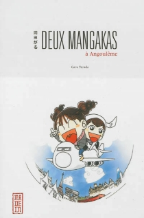 Deux mangakas à Angoulême - GaruTerada