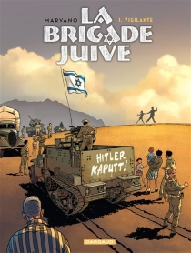 La Brigade juive - Marvano
