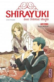 Shirayuki aux cheveux rouges - SorataAkizuki